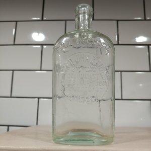 Fred J. Harding Flask