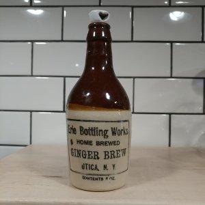 Erie Bottling Ginger Brew
